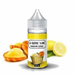Concentré madeleine citron 30ml - La bonne vape