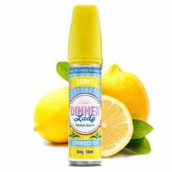 Lemon Iced Tea 50ml 0% sucralose- Dinner Lady