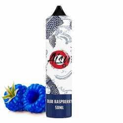 Aisu Blue Raspberry Zero Ice 50ml - Zap Juice