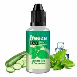 Concentré Mint Ice Tea & Cucumber 30ml Freeze Tea - Made In Vape