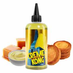 Creme Kong Caramel Retro 200ml - Joe's Juice