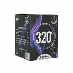 Charbons 320° DISC 3B XL - El Badia