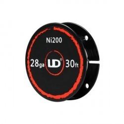 Fil non résistif Nickel NI 200 - UD