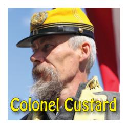 E-Liquide Colonel Custard TJuice
