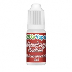 Arôme concentré Strawberry Cocktail - Eco Vape