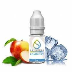 E-liquide Pomme ice - Savourea