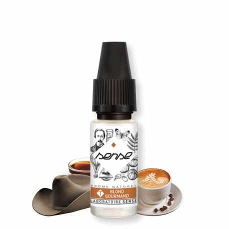 E-liquide Saveur Classic Blond gourmand - Sense