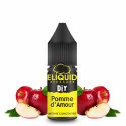 Arôme Concentré Pomme D'Amour - Eliquid France