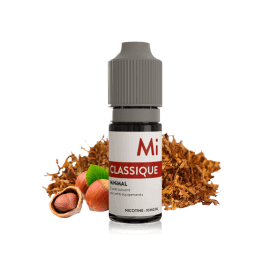 E-liquide sel de nicotine Classique - Minimal