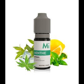 E-liquide sel de nicotine Menthe - Minimal