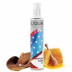 E-liquide American blend 50ml - Liqua