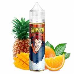 E-liquide Dragon 50ml - Saiyen vapors