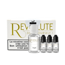 Pack DIY 50/50 200ml - Revolute