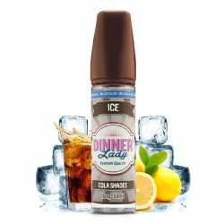 Cola Shades 50ml Ice 0% Sucralose - Dinner Lady