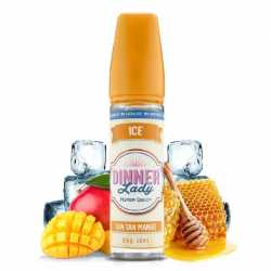 Sun Tan Mango Ice 50ml 0% Sucralose - Dinner Lady