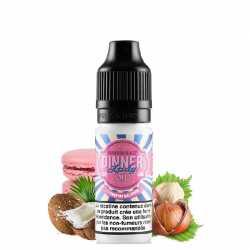 Strawberry Macaroon Salt Nic 20mg - Dinner Lady