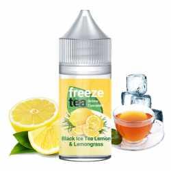 Concentré Black Ice Tea Lemon & Lemongrass 30ml - Made In Vape
