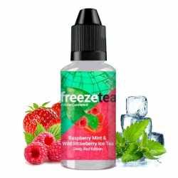 Concentré Raspberry Mint &Wild Strawberry Ice Tea 30ml - Made In Vape