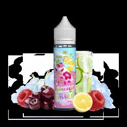 Limonade Cerise Framboise 50ml Battle Fruit