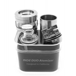 Atomiseur Inde Duo RDA - Wismec