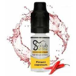 Additif Piment capsicum Solubarome