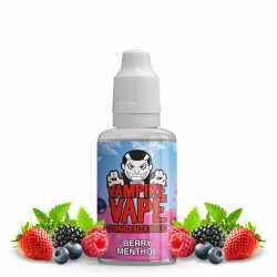 Arôme Berry Menthol 30ml - Vampire Vape