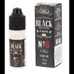 E-liquide n°6 - Black edition