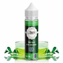 E-liquide Thé vert à la Menthe 50ml - Tasty Collection