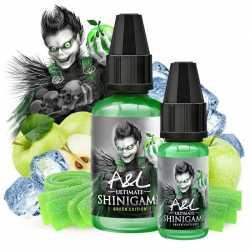 Concentré Shinigami 30ml - Green edition - A&L ultimate