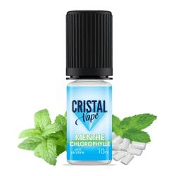 Menthe chlorophylle - Cristal vape