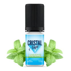 Menthe - Cristal vape