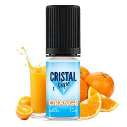 Orange - Cristal vape