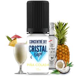 Arôme Pina colada - Cristal vape