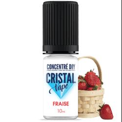 Arôme Fraise - Cristal vape