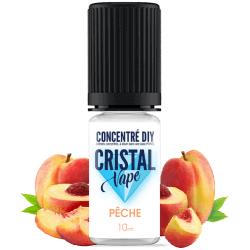 Arôme Pêche - Cristal vape