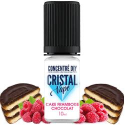 Arôme Cake framboise chocolat - Cristal vape