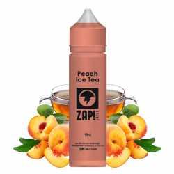 Peach ice tea 50ml - Zap juice