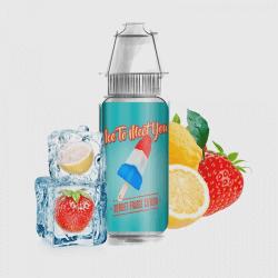 Concentré sorbet fraise citron - Ice to meet you
