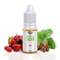 E-liquide Red - Pack de 3 - Ma vape bio