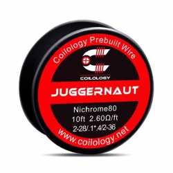 Fil résistif juggernaut - Coilology