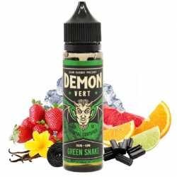 Demon vert green snake 50ml - Demon juice