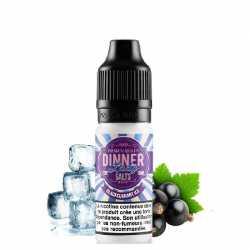 Blackcurrant Ice Salt Nic 20mg - Dinner Lady