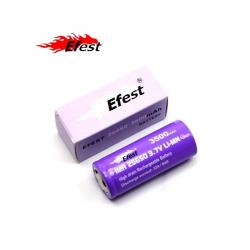Accu Efest 26650 3500 mah 63A
