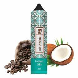 Coconut Latte 50ML - Aisu Mokasmo by Zap Juice