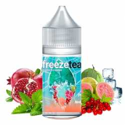 Concentré Goyave Grenade Groseille Menthe Givrée IceTea 30ml Freeze Tea Ice - Made In Vape