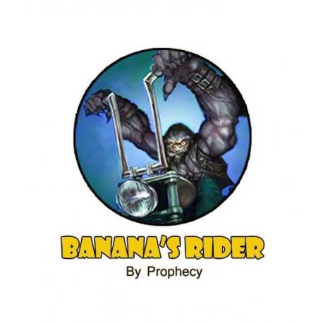 Arôme Banana rider - Prophecy