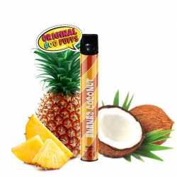 Vape Pen Ananas Coconut - Wpuff Liquideo