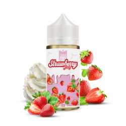 Strawberry Jerry 100ml - Instant Fuel by Maison Fuel