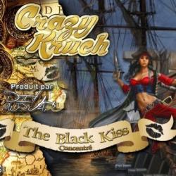 Arôme concentré The Black Kiss - Crazy Kruch