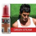 Arôme concentré Green Steam 30ml - Tjuice